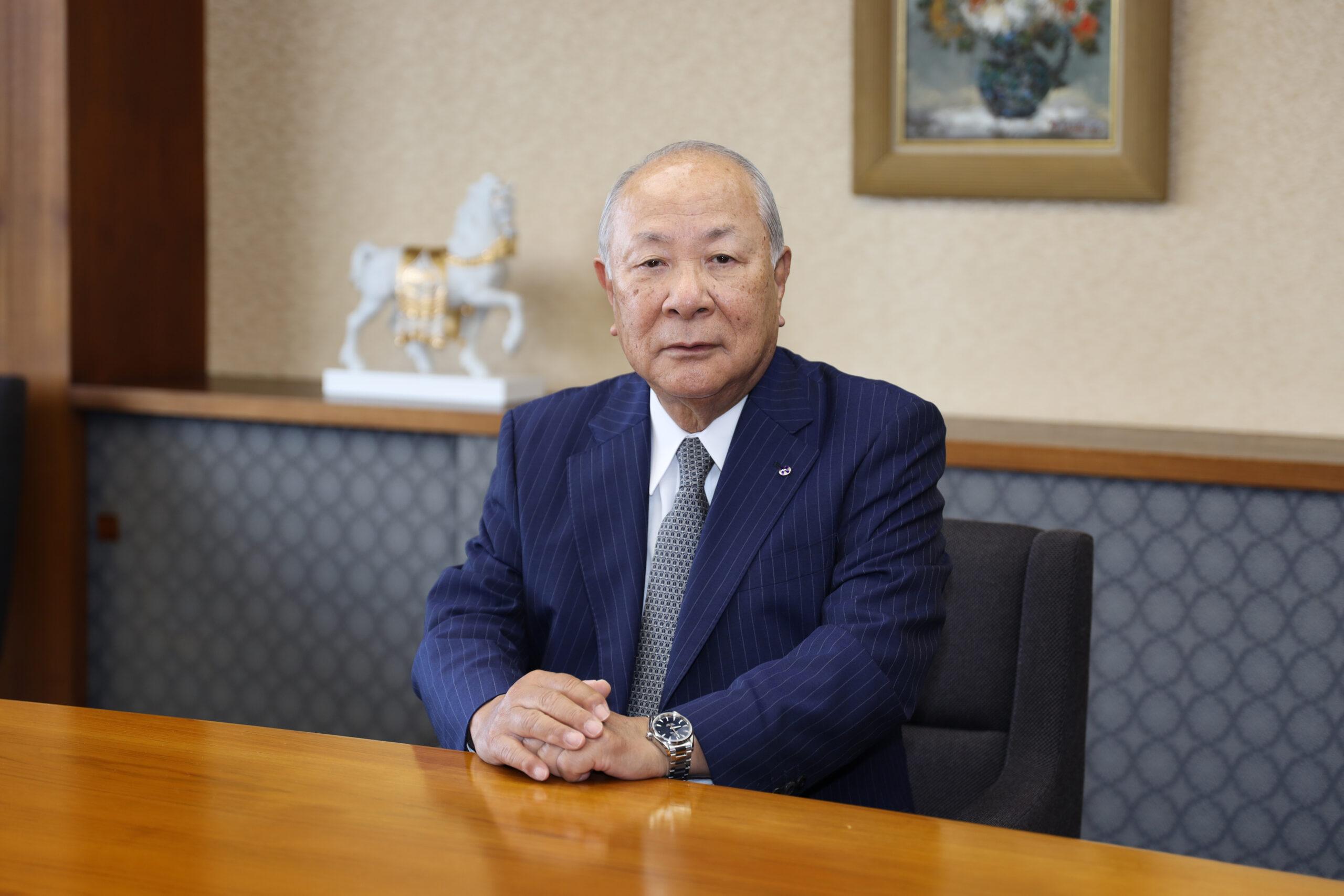 藤森副会長